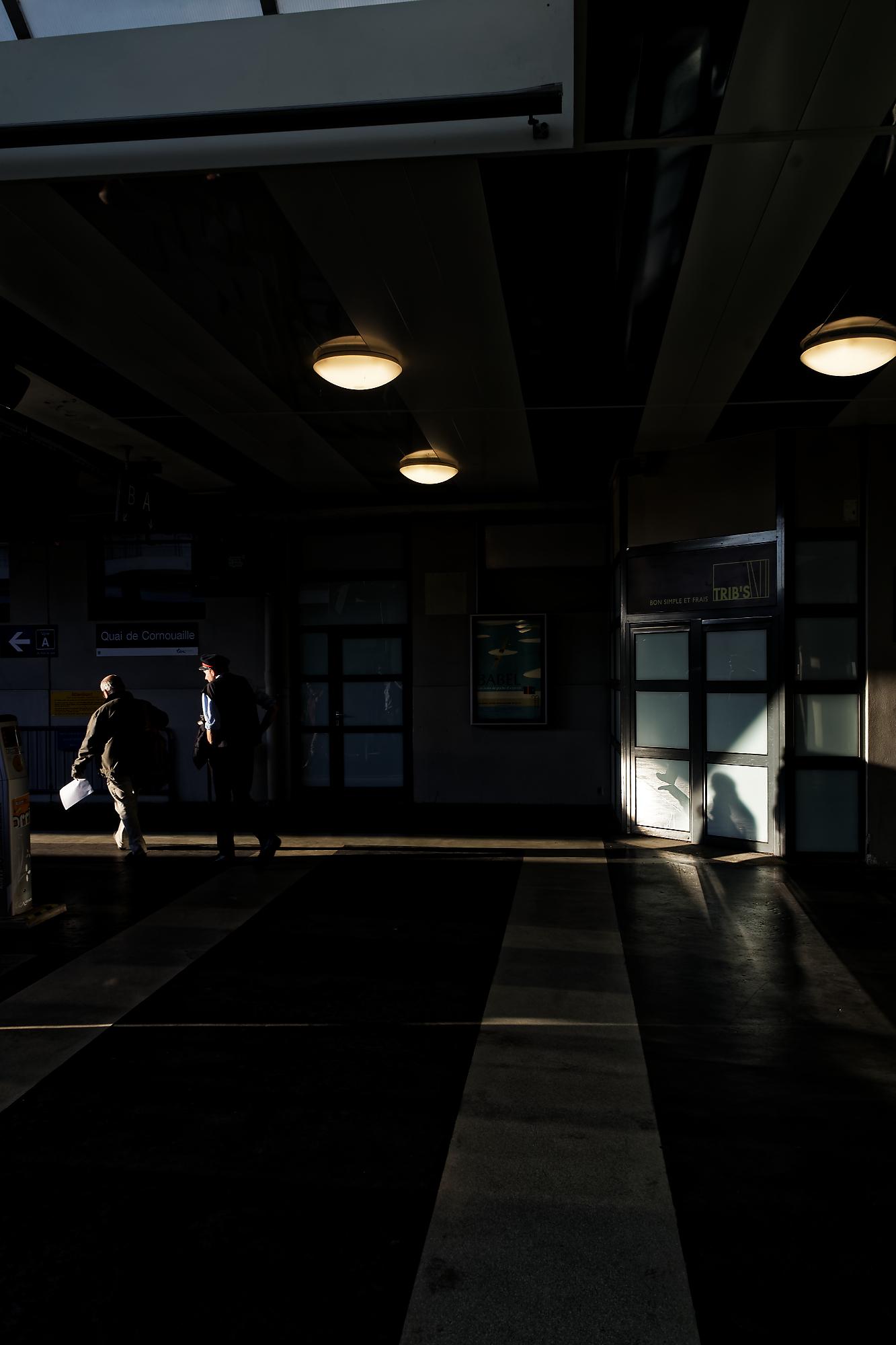 Gare de Brest 2YES